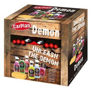 CarPlan Demon Valeting Gift Pack - 7 Pieces