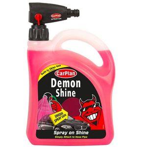 CarPlan Demon Shine - Spray on Shine with Spray Gun 2 Litres