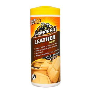 Armor All Leather Wipes x24