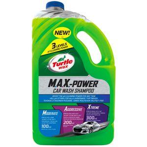 Turtle Wax Max Power Car Wash Shampoo 2.95 Litre