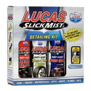 Lucas Oil Slick Mist Detailing Kit