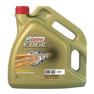 Castrol EDGE 0W-40 A3/B4 Oil 4L