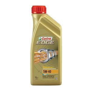 Castrol EDGE 5W-40 Oil 1L