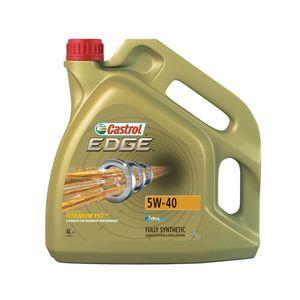 Castrol EDGE 5W-40 Oil 4L