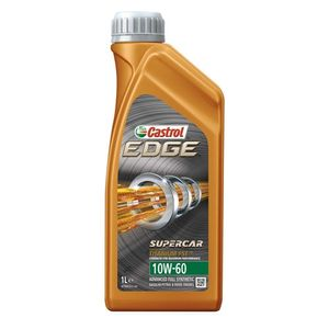 Castrol EDGE Supercar 10W-60 Oil 1L