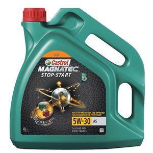 Castrol Magnatec Stop-Start 5W-30 A5 Oil 4L