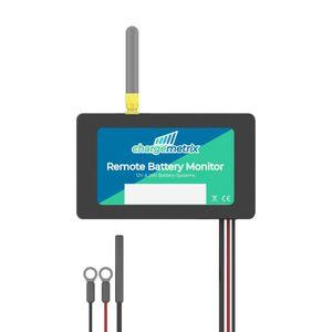 Chargemetrix 12/24V Remote Battery Monitor