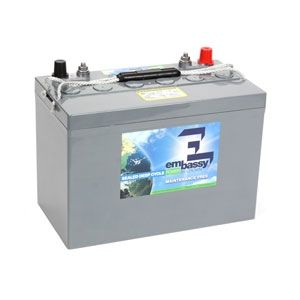 12CEG100 Crown Gel Battery 12V 100Ah