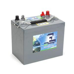 12CEG80 Crown Gel Battery 12V 80Ah