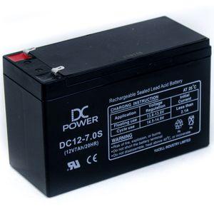 DC12-7.0S DC Power VRLA AGM Battery 7Ah