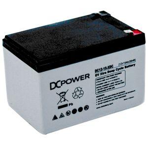 DC12-15-XDC DC Power Xtra Deep Cycle Battery