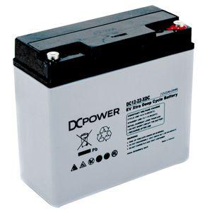 DC12-22-XDC DC Power Xtra Deep Cycle Battery