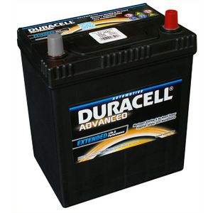 DA40 Duracell Advanced Car Battery 12V 40Ah (054 - DA 40)