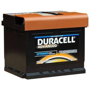 DA44 Duracell Advanced Car Battery 12V 44Ah (063 - DA 44)