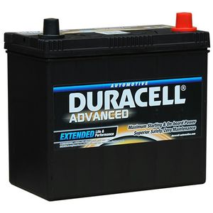 DA45 Duracell Advanced Car Battery 12V 45Ah (048 - DA 45)