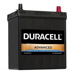 DA40 Duracell Advanced Car Battery 12V 40Ah (054 - DA 40)
