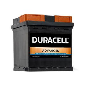 DA42 Duracell Advanced Car Battery 12V 42Ah (202 - DA 42)