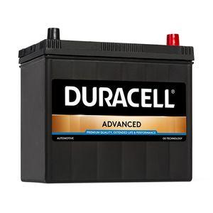DA45 Duracell Advanced Car Battery 12V 45Ah (048 - DA 45)