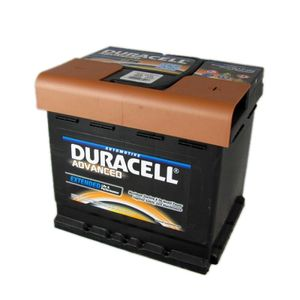 DA50 Duracell Advanced Car Battery 12V 50Ah (012 - DA 50)