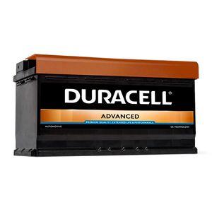 DA95H Duracell Advanced Car Battery 12V 95Ah (019 - DA 95H)