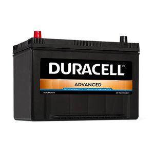 DA95L Duracell Advanced Car Battery 12V 95Ah (250 - DA 95L)