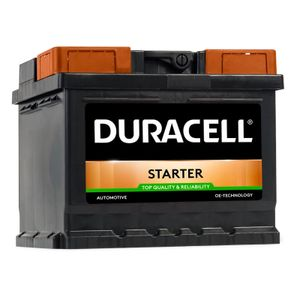 DS44 Duracell Advanced Car Battery 12V 44Ah (063 - DS 44)