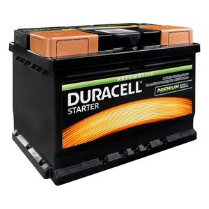 DS72 Duracell Advanced Car Battery 12V 72Ah (096 - DS 72)
