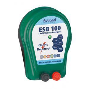 Rutland ESB100 Electric Fence Battery Energiser