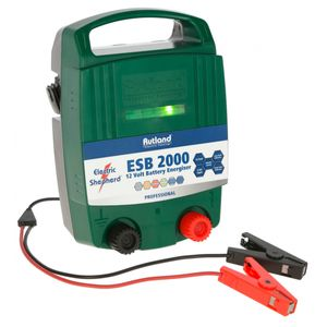 Rutland ESB2000 Electric Fence Battery Energiser