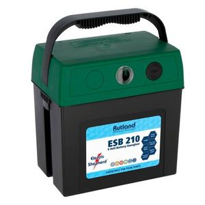 Rutland ESB210 Electric Fence Dry Battery Energiser