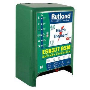 Rutland ESB377 GSM Electric Fence Battery Energiser