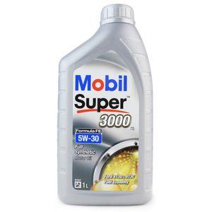 Mobil Super 3000 X1 Formula FE 5W-30 Oil - 1 Litre