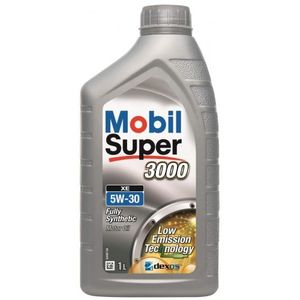 Mobil Super 3000 XE 5W-30 Oil - 1 Litre