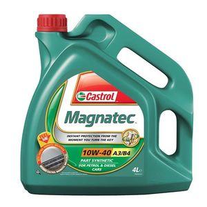 Castrol Magnatec 10W-40 A3/B4 Oil 4L