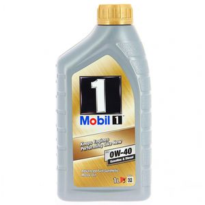 Mobil 1 FS 0W-40 Oil - 1 Litre