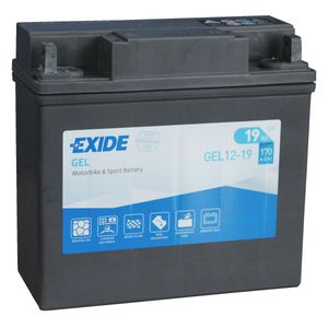 GEL12-19 Exide Batterie De Moto BMW - 51913