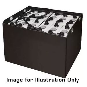 10 PzB 750 - 24 Units - 48V Forklift Battery Pack 10PzB750
