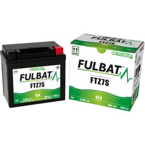 FTZ7S AGM Fulbat Motorcycle Battery