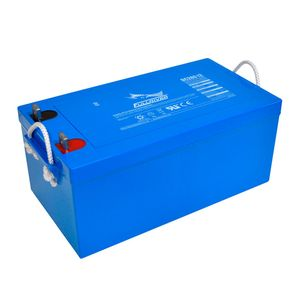 DC260-12 FullRiver DC Series Deep Cycle AGM Leisure Battery 260Ah (8D)