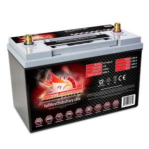FT1100-31 Full Throttle High Performance 110Ah TPPL AGM Battery (PC2150)