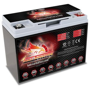 FT185 Full Throttle High Performance 14Ah TPPL AGM Battery (PC545)