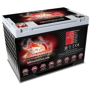 FT825-34 Full Throttle High Performance 65Ah TPPL AGM Battery (PC1500)