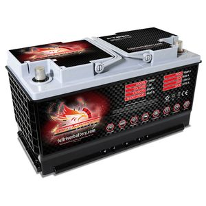FT890-49 Full Throttle High Performance 80Ah TPPL AGM Battery