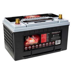 FT930-65 Full Throttle High Performance 75Ah TPPL AGM Battery (PC1700)