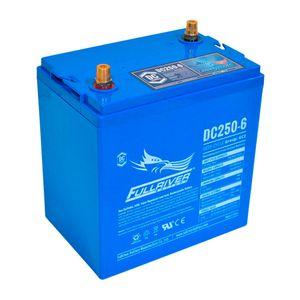 DC250-6 FullRiver DC Series Deep Cycle AGM Leisure Battery 250Ah (GC2H)