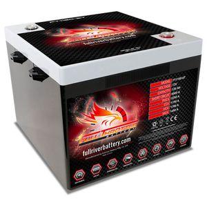FT1150-6T Full Throttle High Performance 120Ah TPPL AGM Battery (PC2250)