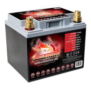 FT560L Full Throttle High Performance 44Ah TPPL AGM Battery