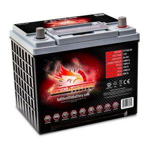 FT750-35 Full Throttle High Performance 64Ah TPPL AGM Battery