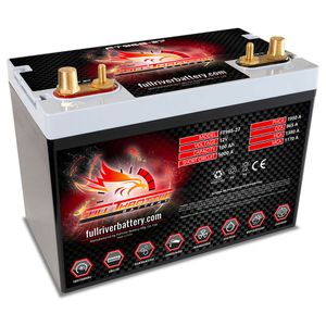 FT965-27 Full Throttle High Performance 100Ah TPPL AGM Battery (250 AGM)