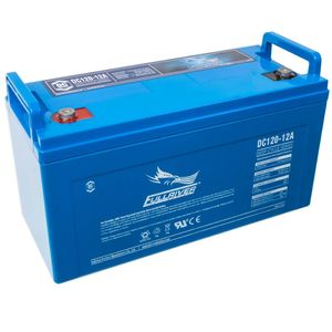 DC120-12A FullRiver DC Series Deep Cycle AGM Leisure Battery 120Ah